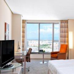 Отель Melia Valencia комната для гостей фото 2