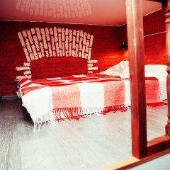 Апартаменты Apartment at the Red Bridge комната для гостей