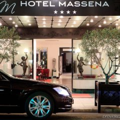 Best Western Plus Hotel Massena Nice городской автобус