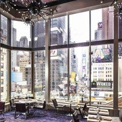 Отель Novotel New York Times Square питание