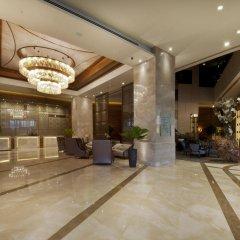 Hilton Bursa Convention Center & Spa Турция, Бурса - отзывы, цены и фото номеров - забронировать отель Hilton Bursa Convention Center & Spa онлайн интерьер отеля фото 3