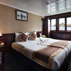 Отель Glory Legend Cruise Халонг комната для гостей