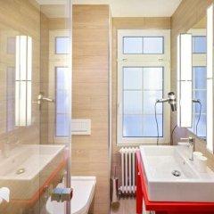 Отель Swiss Night by Fassbind ванная фото 2