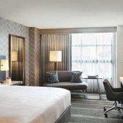 Отель Renaissance Los Angeles Airport Hotel США, Лос-Анджелес - 8 отзывов об отеле, цены и фото номеров - забронировать отель Renaissance Los Angeles Airport Hotel онлайн комната для гостей фото 3
