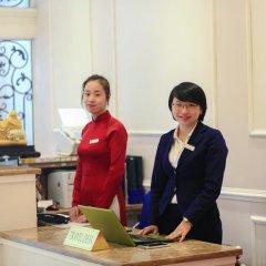 Отель Calypso Grand Hotel Вьетнам, Ханой - 1 отзыв об отеле, цены и фото номеров - забронировать отель Calypso Grand Hotel онлайн интерьер отеля фото 2