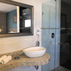 Отель Xcala Illusion Express Мексика, Плая-дель-Кармен - отзывы, цены и фото номеров - забронировать отель Xcala Illusion Express онлайн ванная