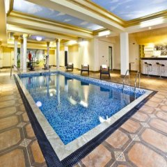 Отель Cron Palace Tbilisi Тбилиси бассейн фото 2