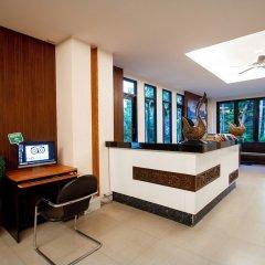 Отель Peach Hill Resort And Spa Пхукет интерьер отеля