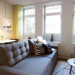 Отель Asplund Hotel Apartments Швеция, Солна - отзывы, цены и фото номеров - забронировать отель Asplund Hotel Apartments онлайн комната для гостей
