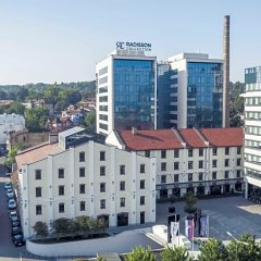 Radisson Collection Hotel, Old Mill Belgrade городской автобус
