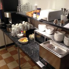 Отель LUNDA Стокгольм питание
