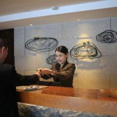 Relax Season Hotel Dongmen интерьер отеля