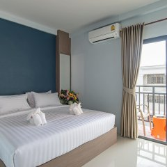 Отель Lada Krabi Express Таиланд, Краби - отзывы, цены и фото номеров - забронировать отель Lada Krabi Express онлайн комната для гостей