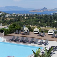 Отель Ramada Resort Bodrum балкон