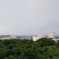 Отель HANA House балкон