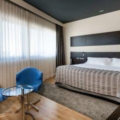 Отель NH Madrid Las Tablas комната для гостей фото 2