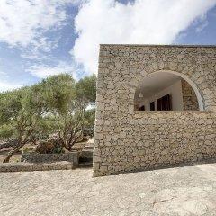 Отель Faruk Leuca Resort Гальяно дель Капо вид на фасад