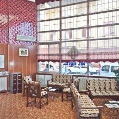 Nil Hotel интерьер отеля