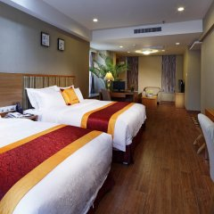 Guangzhou The Royal Garden Hotel комната для гостей