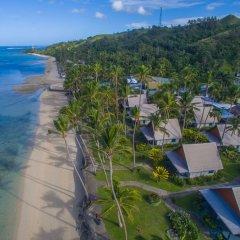 Отель Fiji Hideaway Resort and Spa пляж фото 2