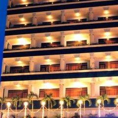 Отель New Epoch Хошимин вид на фасад