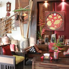 Mook Anda Hotel гостиничный бар