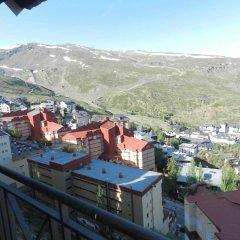 Отель Monte Gorbea балкон