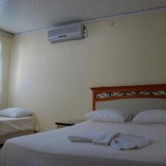 Отель Arya Holiday Houses Кемер сейф в номере
