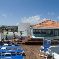 Отель Talisman Португалия, Понта-Делгада - отзывы, цены и фото номеров - забронировать отель Talisman онлайн бассейн