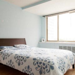 Отель Cozy 1BR Rosslyn Apt with a View США, Арлингтон - отзывы, цены и фото номеров - забронировать отель Cozy 1BR Rosslyn Apt with a View онлайн комната для гостей фото 3
