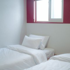 The An Hostel комната для гостей