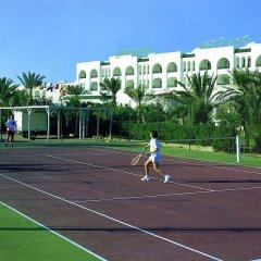 Отель Hasdrubal Thalassa & Spa Djerba Тунис, Мидун - 1 отзыв об отеле, цены и фото номеров - забронировать отель Hasdrubal Thalassa & Spa Djerba онлайн спортивное сооружение