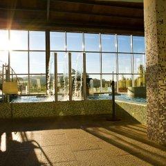 Отель Oca Golf Balneario Augas Santas бассейн