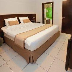 Отель MENA ApartHotel Albarsha комната для гостей фото 5