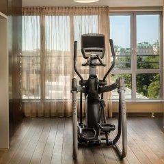 Lindner Hotel Am Belvedere фитнесс-зал фото 2