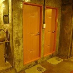 Отель Bong Backpackers Южная Корея, Сеул - отзывы, цены и фото номеров - забронировать отель Bong Backpackers онлайн ванная
