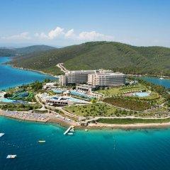 La Blanche Island Hotel пляж фото 2