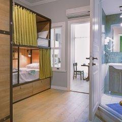 Хостел Moda Турция, Стамбул - отзывы, цены и фото номеров - забронировать отель Хостел Moda онлайн ванная