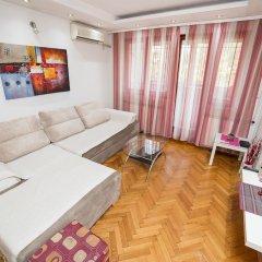 Отель Alexandria Сербия, Белград - отзывы, цены и фото номеров - забронировать отель Alexandria онлайн комната для гостей фото 4