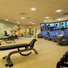 Гостиница Вятка фитнесс-зал фото 2