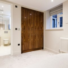 Апартаменты Homely and Chic 2 Bed Apartment Лондон комната для гостей фото 3