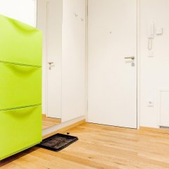 Апартаменты Prater Apartments удобства в номере фото 3