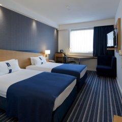 Отель Holiday Inn Express Antwerp City-North Бельгия, Антверпен - 3 отзыва об отеле, цены и фото номеров - забронировать отель Holiday Inn Express Antwerp City-North онлайн комната для гостей фото 5