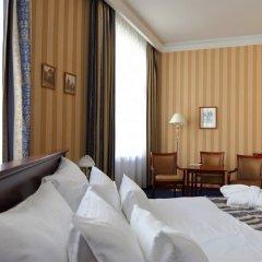 Отель Rott Hotel Чехия, Прага - 9 отзывов об отеле, цены и фото номеров - забронировать отель Rott Hotel онлайн комната для гостей фото 3