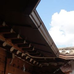 Отель Inwoo House балкон