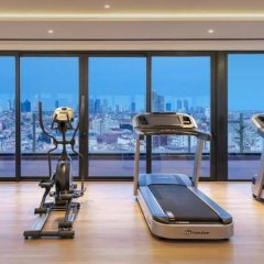 Отель Barcelo Istanbul фитнесс-зал фото 3