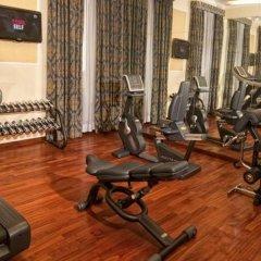 Отель Ambasciatori Palace Рим фитнесс-зал фото 3