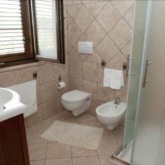 Отель L'Oasi del Fauno Country House Казаль-Велино ванная