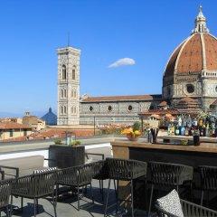 Отель Grand Hotel Cavour Италия, Флоренция - отзывы, цены и фото номеров - забронировать отель Grand Hotel Cavour онлайн балкон