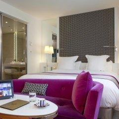 Отель La Villa Maillot - Arc De Triomphe Париж комната для гостей фото 4